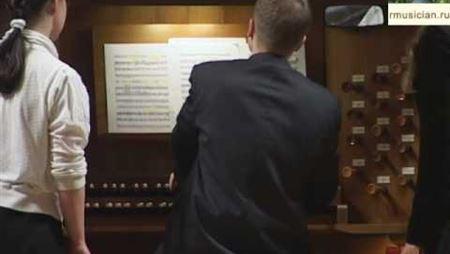 Roman Ledenyov. Dyptich. Performed by Konstantin Volostnov