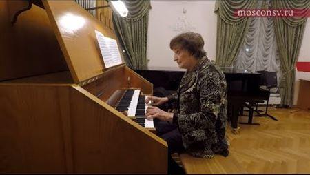 Аноним XVII века. Canción para la corneta con el Eco (Антифон для рожка)