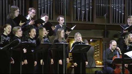 И.С.Бах. Мотет «Jesu, meine Frеude», BWV 227