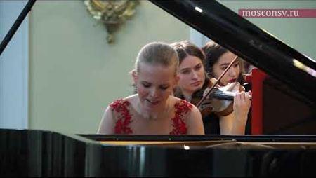 Ф. Шопен Концерт для фортепиано с оркестром №2 фа минор. II. Larghetto