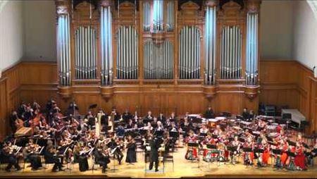 Ф. Мендельсон - Симфония № 3 «Шотландская», II часть