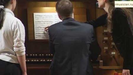 Mozart. Fantasia in F minor, KV 608