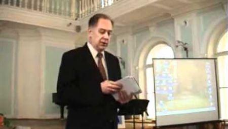 Prof. Alexander Sokolov's speech at the conference dedicated to Klavdy Ptitsa's centennial