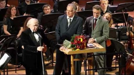 On the anniversary of Gennady Rozhdestvensky