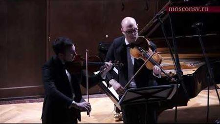 Богуслав Мартину. Из цикла «Три мадригала для скрипки и альта», H 313: II. Poco andante