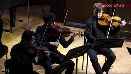 Чайковский. Струнный секстет «Воспоминание о Флоренции», соч. 70: IV. Allegro vivace