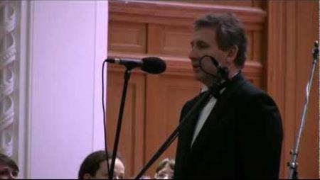 Г.П. Ивлиев на Фестивале Большого зала