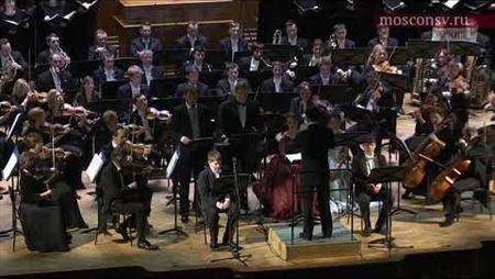 Густав Малер (1860–1911) «Жалобная песнь» для солистов, хора и оркестра (первая авторская редакция)