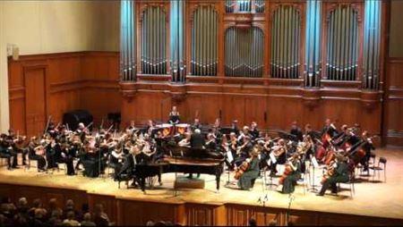 В. А. Моцарт. Концерт №24 для фортепиано с оркестром до минор, К 491