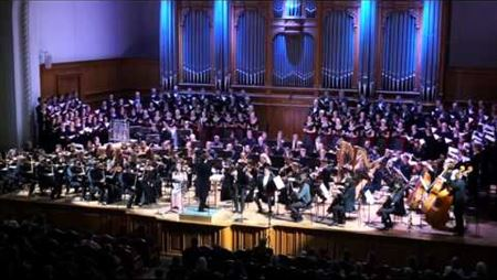 S. Rachmaninov. The Bells, Op 35. Symphony Orchestra of the Moscow Conservatory