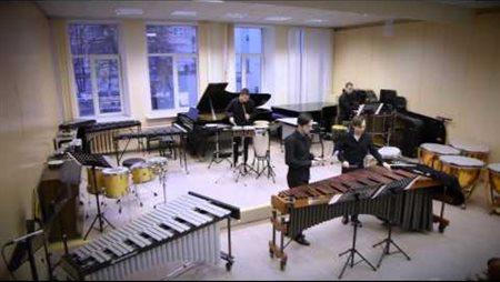Д. Скидмор «Ритуальная музыка». Класс В. М. Баркова