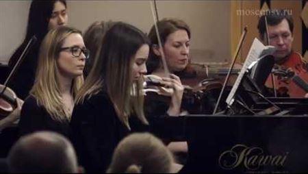 Хоакин Турина. «Симфоническая рапсодия» для фортепиано с оркестром, ор. 66