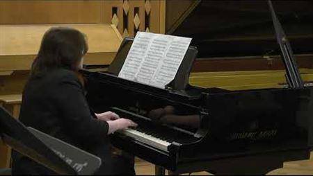 Дмитрий Капырин. «In harmony» для фортепиано (2020). Премьера