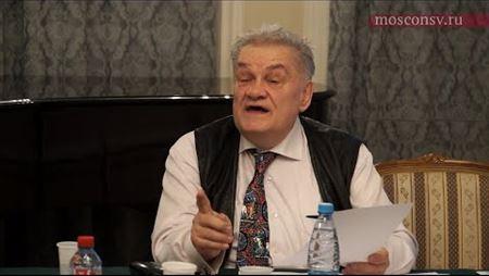 Евгений Левашёв. О театральной практике как методе обучения