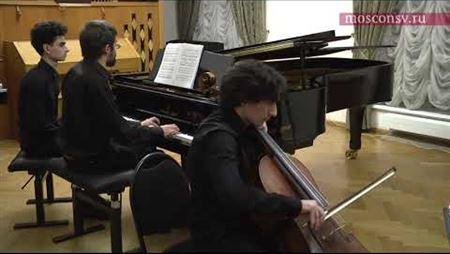 Борис Чайковский (1925–1996). Соната ми минор для виолончели и фортепиано (1957): I. Allegro non troppo