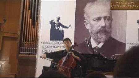 Чайковский - Пеццо каприччиозо, соч. 62.  Нарек Ахназарян