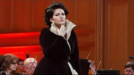 Юбилейный гала-концерт к 155-летию Московской консерватории. Фрагменты