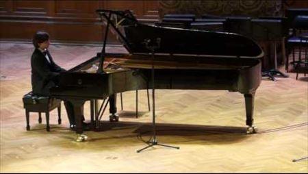 S. Rachmaninov. Etudes-pictures c-moll and D-dur. Arseny Tarasevich-Nikolaev