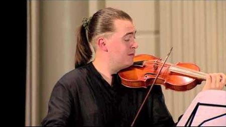 Palestrina. <i>Vestiva i colli</i> & Sonata Seconda (<i>Fontana</i>). Perf. by Dmitry Sinkovsky (baroque violin)