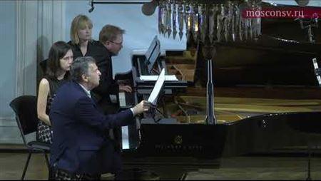 Ivan Sokolov. Concerto for piano and orchestra (2019)