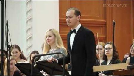 Franz Schubert. Mass No.2, D.167. Kyrie. Conductor - Maxim Pimonikhin