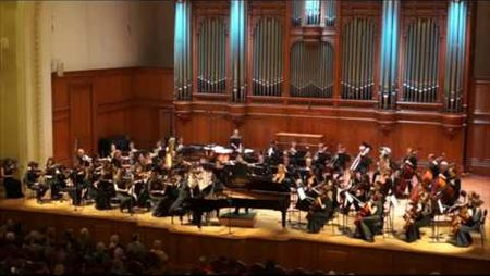 S. Taneyev. Piano concerto in E flat major (unfinished)