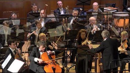 Антонин Дворжак. Концерт для виолончели с оркестром, соч. 104: III. Finale. Allegro moderato