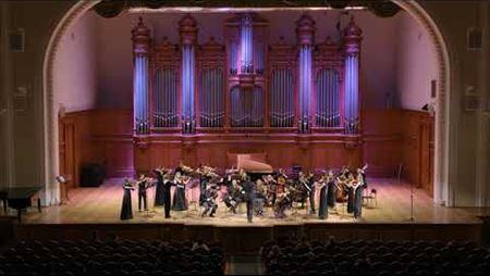 Эдвард Элгар. Интродукция и аллегро для струнного квартета и струнного оркестра, соч. 47 (1905)