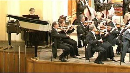 Кузьма Бодров. Концерт для скрипки с оркестром