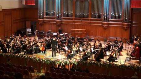 К. Сен-Санс. Концерт для виолончели с оркестром №1. Нарек Ахназарян