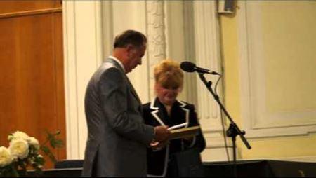 Вручение премий программы «Александр Невский»