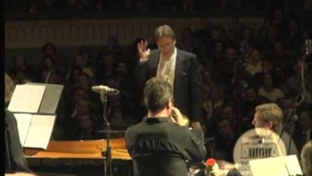 А. Я. Эшпай. Кончерто гроссо для трубы, вибрафона, фортепиано, контрабаса и оркестра: часть 2
