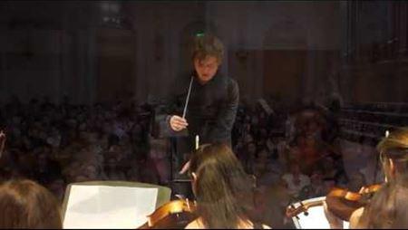 Д. Шостакович. Камерная симфония (оркестровка Р.Баршая)