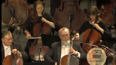 А. Я. Эшпай. Кончерто гроссо для трубы, вибрафона, фортепиано, контрабаса и оркестра: часть 1