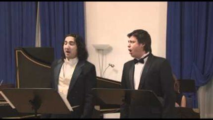 Henry Purcell. Duo from the semi-opera <i>The Fairy Queen</i>