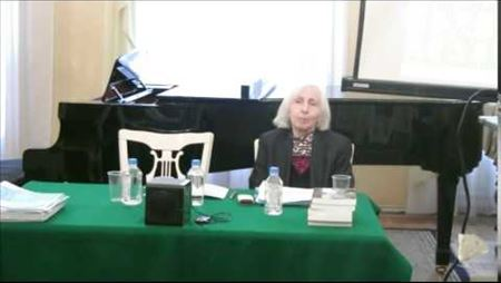 "Presentation of Yevgenia Chigaryova's Book ""The World of Alfred Schnittke's Art"""