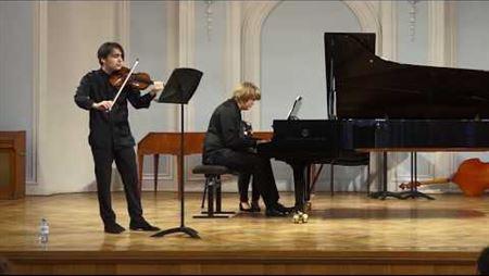 Эдвард Григ. Соната № 2 для скрипки и фортепиано соль мажор, соч. 13