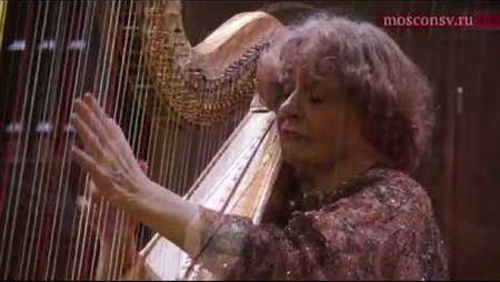 Giulio Caccini (pseudo). <i>Ave Maria</i>. Harp Ensemble of Emilia Moskvitina