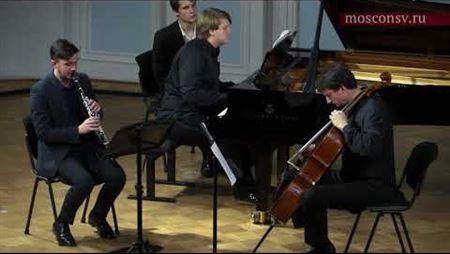 Beethoven. Piano Trio No. 4 in B-flat major (<i>Gassenhauer</i>): Adagio