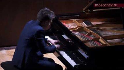Богуслав Мартину. Из цикла «Три пьесы для фортепиано», H.127: I. «Бабочки в цветах»
