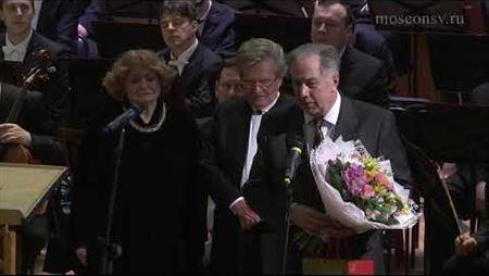 For the anniversary of Emilia Moskvitina. Alexandr Sokolov, Vladimir Fedoseev