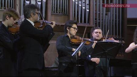 И. С. Бах Ария из Сюиты №3 для оркестра BWV 1068