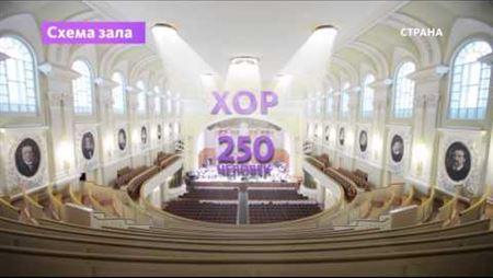 «Время классики». Большой зал Московской консерватории на канале «Культура»