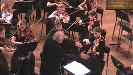 В. А. Моцарт - симфония № 34, до мажор, К338