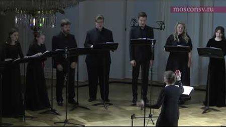 Василий Титов. Концерт «Веселитеся, праведнии»