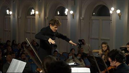 Моисей Вайнберг (1919–1996). Симфониетта № 2 для струнного оркестра и литавр, соч. 74: I. Allegro