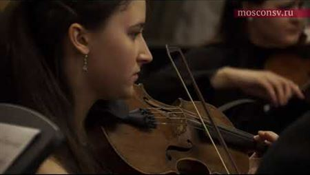 Сальвадор Мартинес. «МикроСюита» для струнного оркестра. I-III части