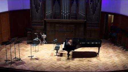 Концерт кафедры медных духовых инструментов