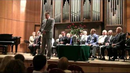 День знаний в МГК (2011): церемония открытия