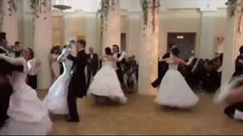 Spring ball of Moscow Conservatory. Tchaikovsky. Waltz of the Flowers